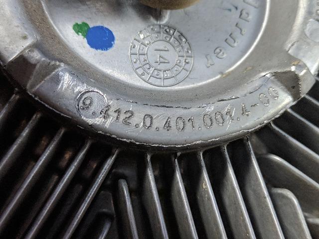 *014e ventilador helice com embreagem viscosa mwm - Foto 3