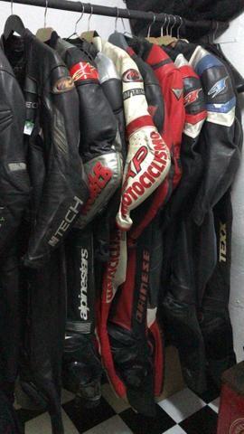 Macacão Esportivo motociclista MTech Four Arlen ness Berik texx Alpinestars - Foto 2