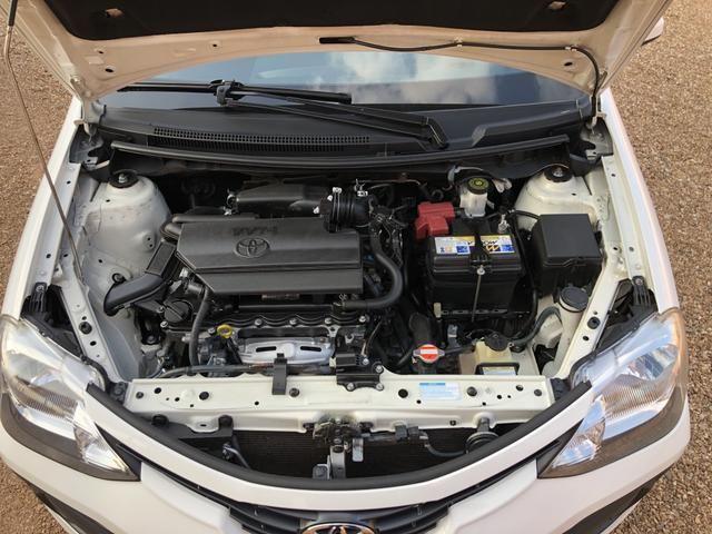 Toyota - Etios 1.5 X Sedan - Automático 2018 - Foto 14