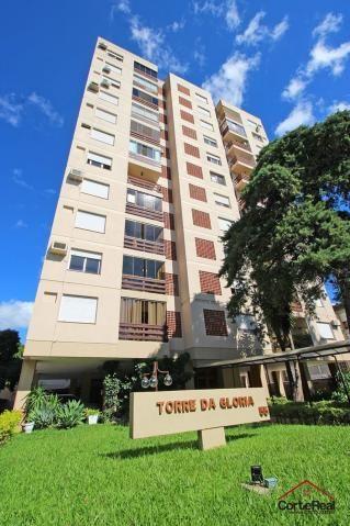 Apartamento à venda com 1 dormitórios em Glória, Porto alegre cod:7426