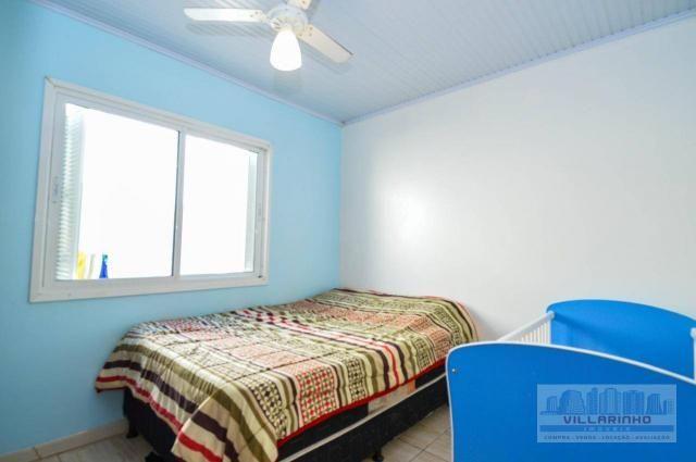 Villarinho vende casa com 3 dormitórios, 1 suíte,124 m² aréa const- terreno 300m² -600.000 - Foto 16