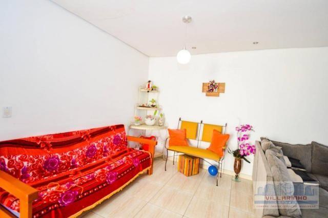 Villarinho vende casa com 3 dormitórios, 1 suíte,124 m² aréa const- terreno 300m² -600.000 - Foto 10