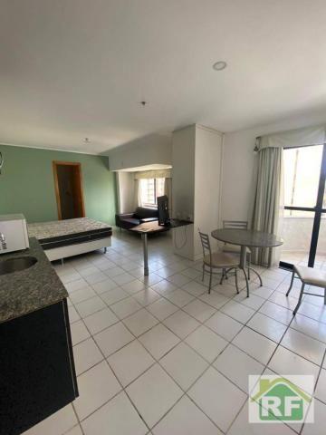 Flat com 1 dormitório, 37 m² - Ilhotas - Teresina/PI - Foto 2