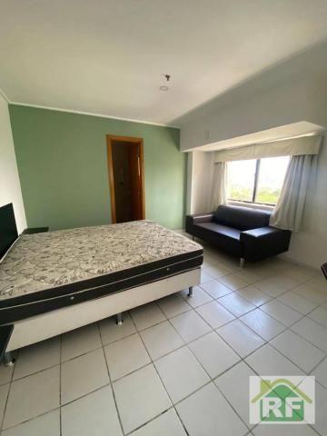 Flat com 1 dormitório, 37 m² - Ilhotas - Teresina/PI - Foto 5