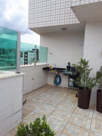 Apartamento à venda com 4 dormitórios em Dona clara, Belo horizonte cod:4063 - Foto 3