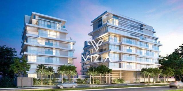 Cobertura com 4 dormitórios à venda, 417 m² por R$ 6.850.788,00 - Cabral - Curitiba/PR - Foto 6
