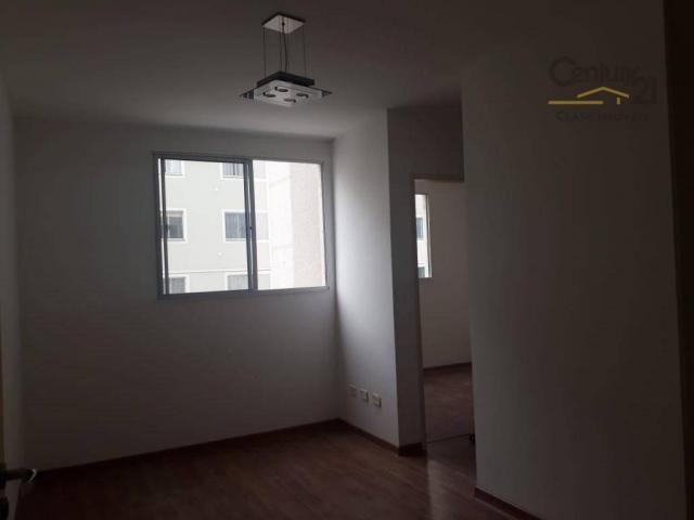 Apartamento com 2 dormitórios para alugar, 45 m² - Gleba Fazenda Palhano - Londrina/PR - Foto 3