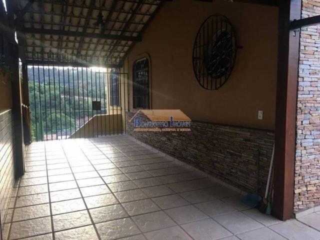 Casa à venda com 3 dormitórios em Caiçara, Belo horizonte cod:45870 - Foto 3