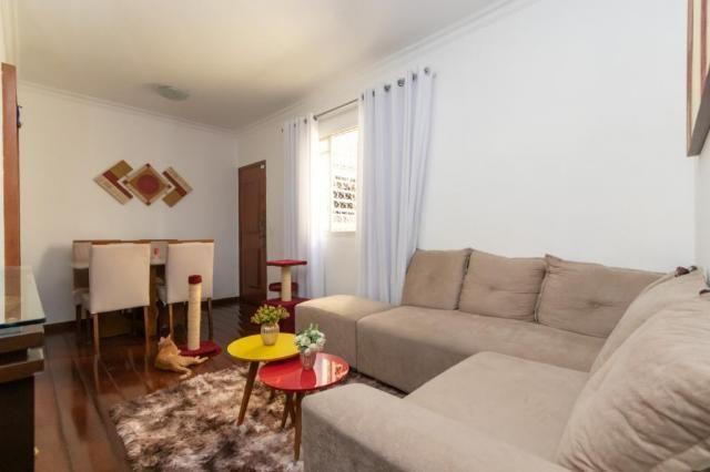 Apartamento com 3 dormitórios à venda, 65 m² por R$ 270.000,00 - Caiçaras - Belo Horizonte - Foto 3