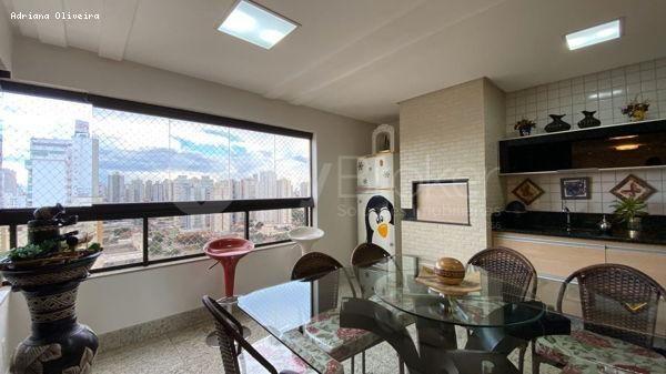 Apartamento para Venda em Goiânia, Setor Bueno, 4 dormitórios, 4 suítes, 5 banheiros, 3 va - Foto 5