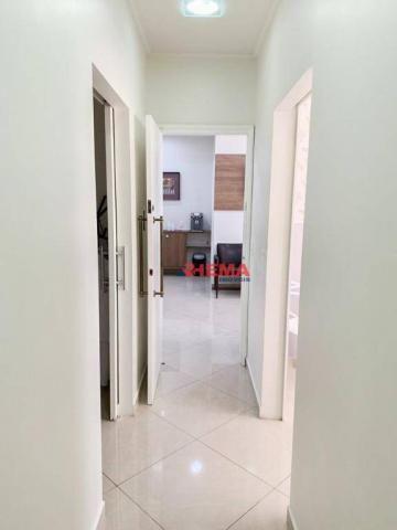 Sala à venda, 78 m² por R$ 590.000,00 - Gonzaga - Santos/SP - Foto 5