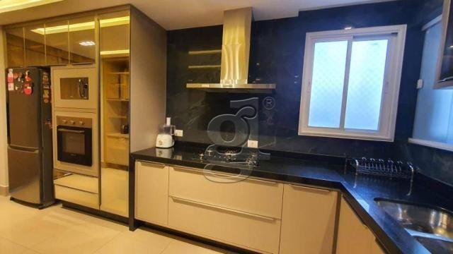 Apartamento com 3 dormitórios à venda, 183 m² por R$ 1.380.000,00 - Maison Legacy - Londri - Foto 11