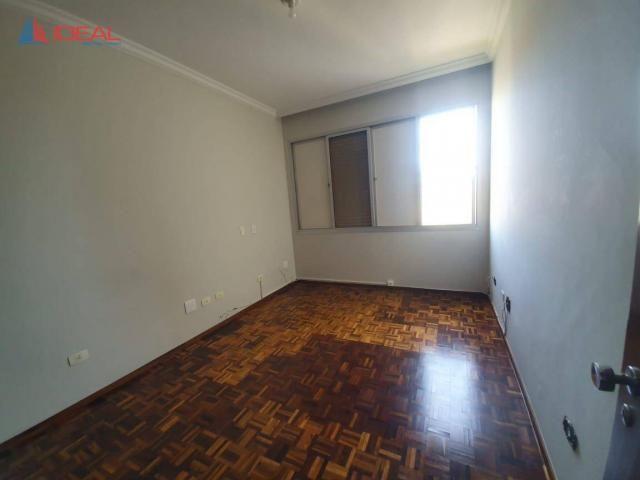 Apartamento com 4 dormitórios para alugar, 240 m² por R$ 2.700,00/mês - Zona 01 - Maringá/ - Foto 9
