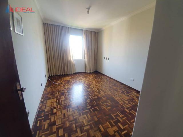 Apartamento com 4 dormitórios para alugar, 240 m² por R$ 2.700,00/mês - Zona 01 - Maringá/ - Foto 13
