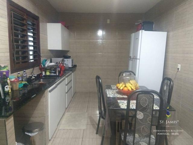 Casa com 4 dormitórios à venda, 167 m² por R$ 350.000 - Pitimbu - Natal/RN - CA0115 - Foto 4