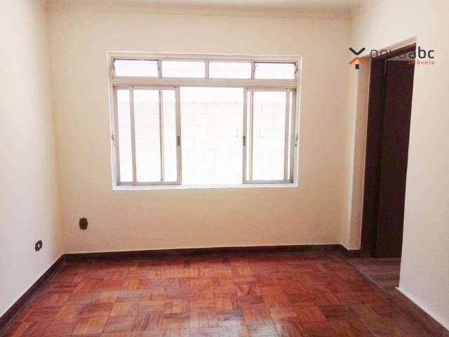 Sobrado com 4 dormitórios para alugar, 260 m² por R$ 4.500,00/mês - Vila Homero Thon - San - Foto 9