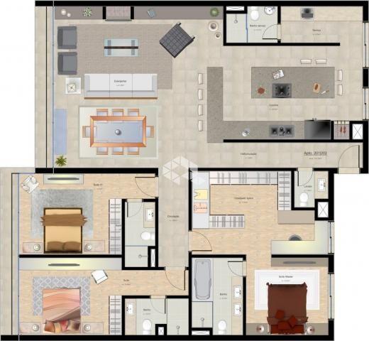Apartamento à venda com 2 dormitórios em Jardim lindóia, Porto alegre cod:9886033 - Foto 17
