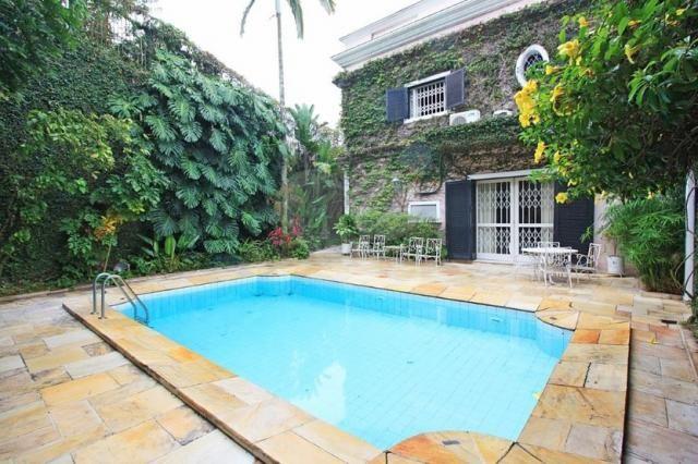Casa à venda com 5 dormitórios em Cidade jardim, São paulo cod:356-IM305144 - Foto 7
