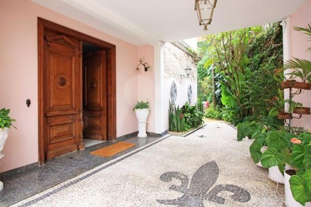 Casa à venda com 5 dormitórios em Cidade jardim, São paulo cod:356-IM305144 - Foto 2