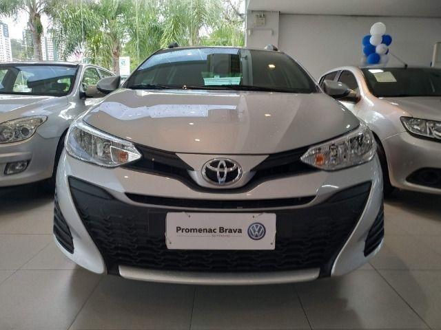 Toyota Yaris XL Live 1.3 Flex 16V 5p Mec - Foto 3