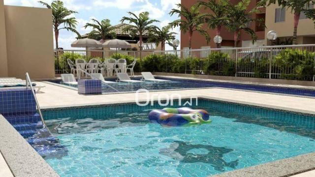 Apartamento com 2 dormitórios à venda, 54 m² por R$ 181.000,00 - Parque Oeste Industrial - - Foto 9