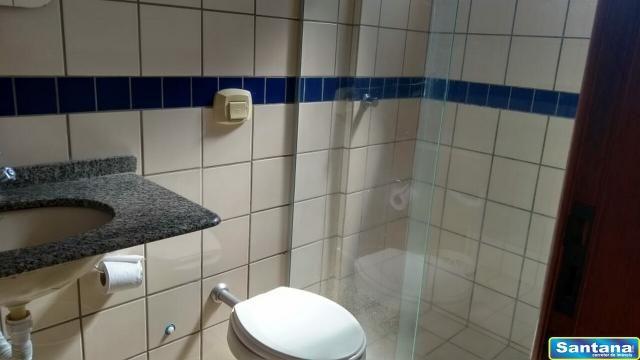 Apartamento à venda com 1 dormitórios em Olegario pinto, Caldas novas cod:2490 - Foto 12