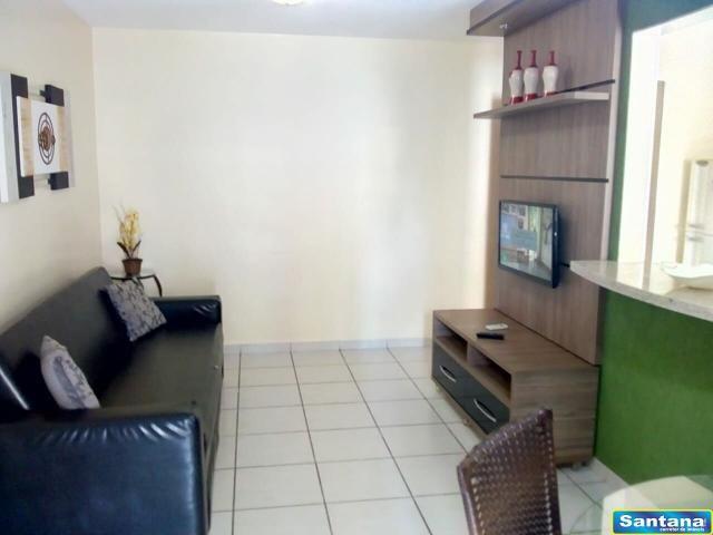 Apartamento à venda com 3 dormitórios em Jardim jeriquara, Caldas novas cod:440 - Foto 10