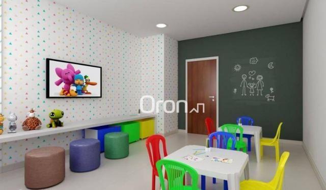 Apartamento com 2 dormitórios à venda, 54 m² por R$ 181.000,00 - Parque Oeste Industrial - - Foto 6