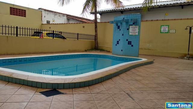 Apartamento à venda com 1 dormitórios em Olegario pinto, Caldas novas cod:2490 - Foto 16