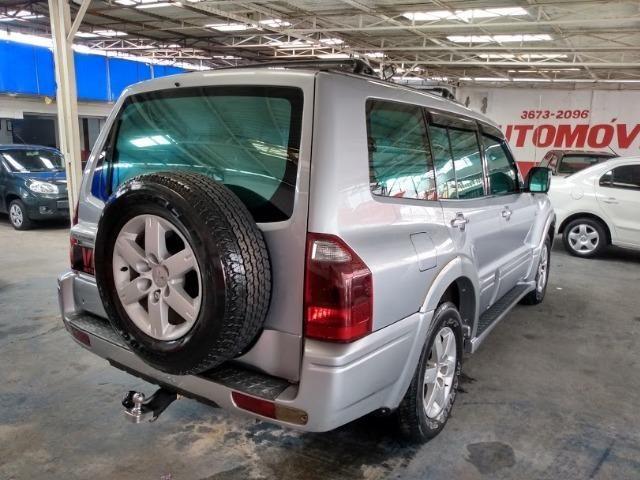 Pajero 3.5 4X4 completa diesel automatica - Foto 6