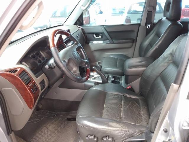 Pajero 3.5 4X4 completa diesel automatica - Foto 11
