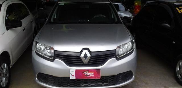 Renault sandero completao com gnv novíssimo