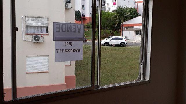 Apartamento para venda semimobiliado com 1 dormitório - direto com proprietário - Foto 12