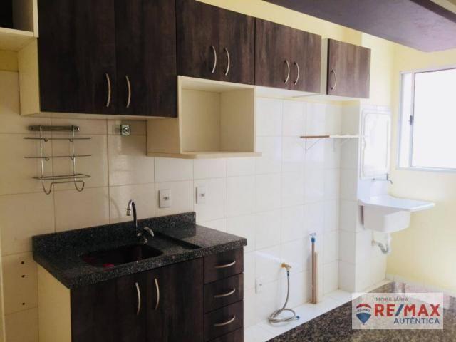 Apartamento com 2 dormitórios à venda, 45 m² por R$ 117.000 - Iranduba/AM - Foto 8