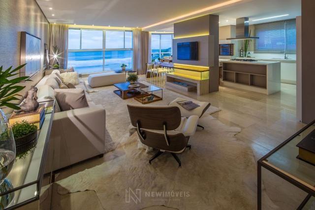 Apartamento com 4 Suítes na Praia Brava - Foto 8
