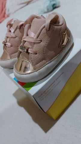 Kit 3 sapatos bebe - Foto 2