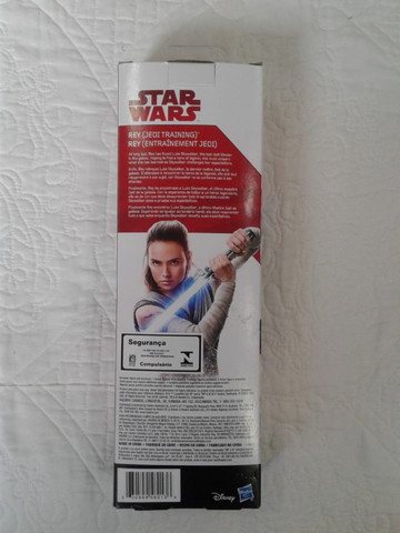 Boneco Star Wars Rey - Foto 2