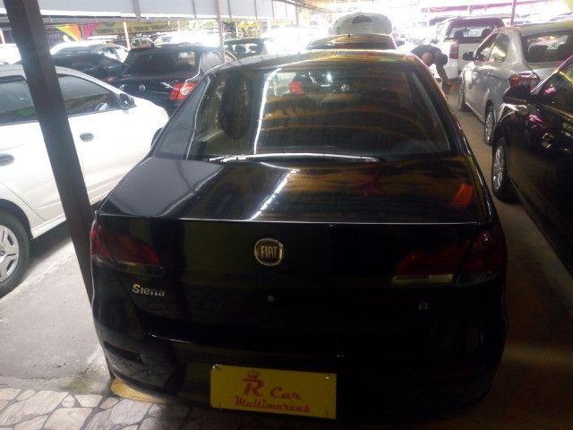 Fiat Siena 1.0 EL Compl + Gnv ent + 48 x 498,00 me chama no zap * Gilson - Foto 4