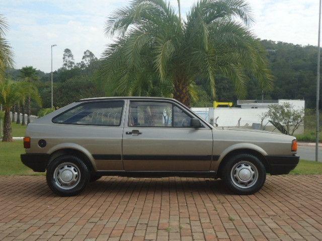 Vw - Volkswagen Gol Gl 1.8 1990 Raro Exemplar - Foto 4