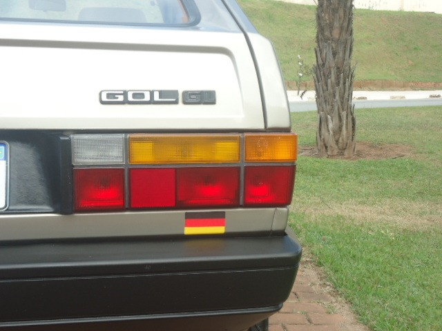 Vw - Volkswagen Gol Gl 1.8 1990 Raro Exemplar - Foto 15