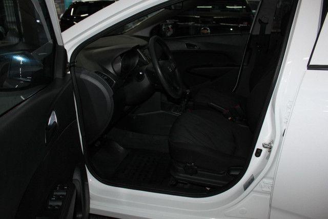 Hyundai HB20 Hatch Comfort Plus 1.0 Flex 2014 Única Dona - Foto 5