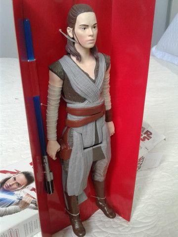 Boneco Star Wars Rey - Foto 6