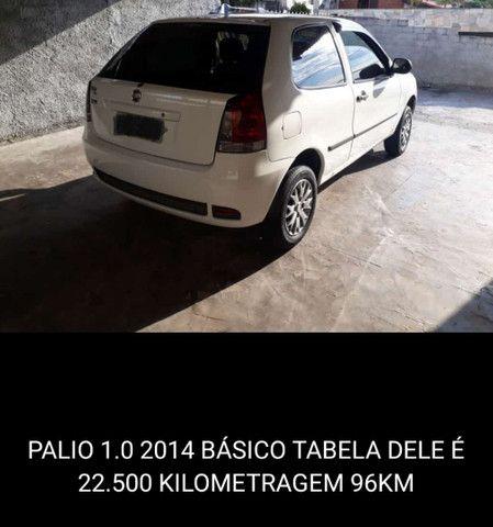 PALIO 2014 2 PORTAS  - Foto 6