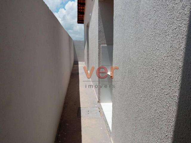 Casa com 2 dormitórios à venda, 81 m² por R$ 140.000,00 - Ancuri - Itaitinga/CE - Foto 14