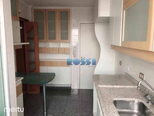 Apartamento com 3 dormitórios à venda, 89 m² por R$ 640.000,00 - Tatuapé - São Paulo/SP - Foto 3