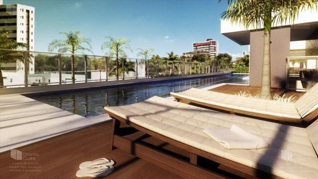 Apartamento em Manaíra 126 m², com 2 suítes - Foto 4
