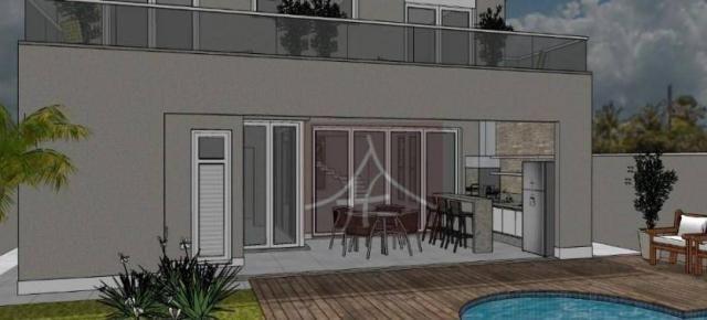Casa com 3 dormitórios à venda, 256 m² por R$ 1.430.000,00 - Reserva Real - Paulínia/SP - Foto 3