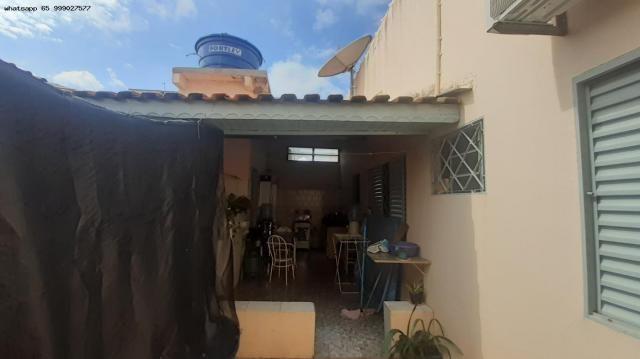 Casa para Venda em Várzea Grande, Jardim dos Estados, 3 dormitórios, 1 suíte, 2 banheiros, - Foto 16