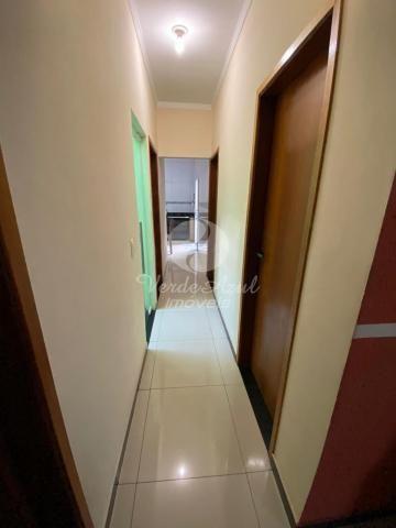 Casa à venda com 3 dormitórios em Jardim santa emília, Hortolândia cod:CA008086 - Foto 2