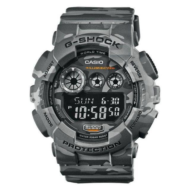 Relógio G Shock GD-120CM-8